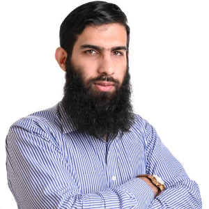 Haseeb K.